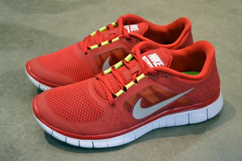 lowest price 51c33 6de6d Nike Free Run + 3 LAF (511017-083) – 1099 -  Black ReflexSilver Volt   Livestrong Foundation