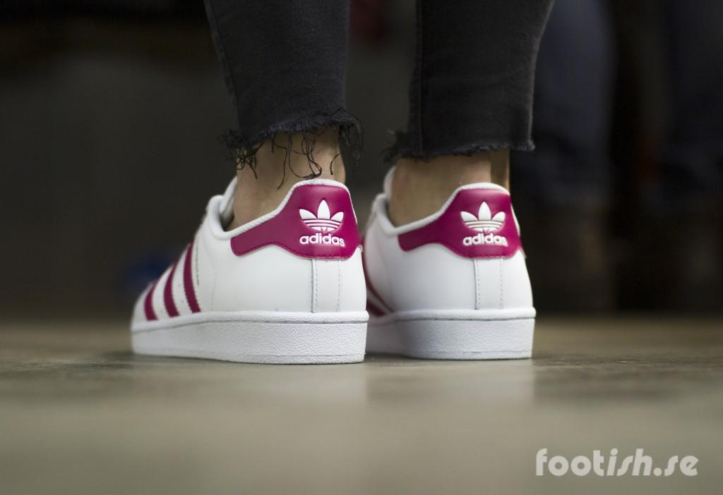 Adidas Originals Superstar J Pink