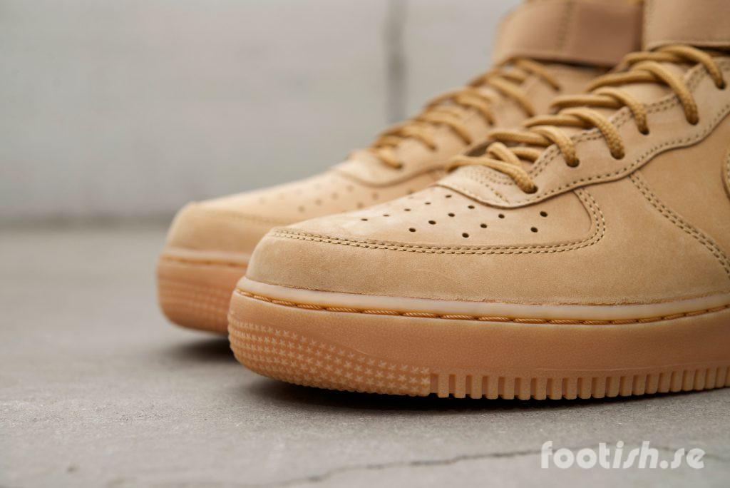 low priced 25c10 b14ba ... Nike Air Woven Boot – 924463-200 -Flax Ale Brown-Sail-Gum Med Brown. air  force 1 ...