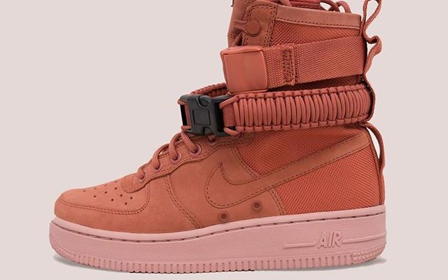 info for 88478 6d955 Nike Wmns SF Air Force 1 - 857872-202