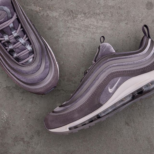 876d6b640f6 Nike Wmns Air Max 97 Ultra Lux – AH6805-001 Gunsmoke/Summit White-Atmosphere  Grey | AH6805-001