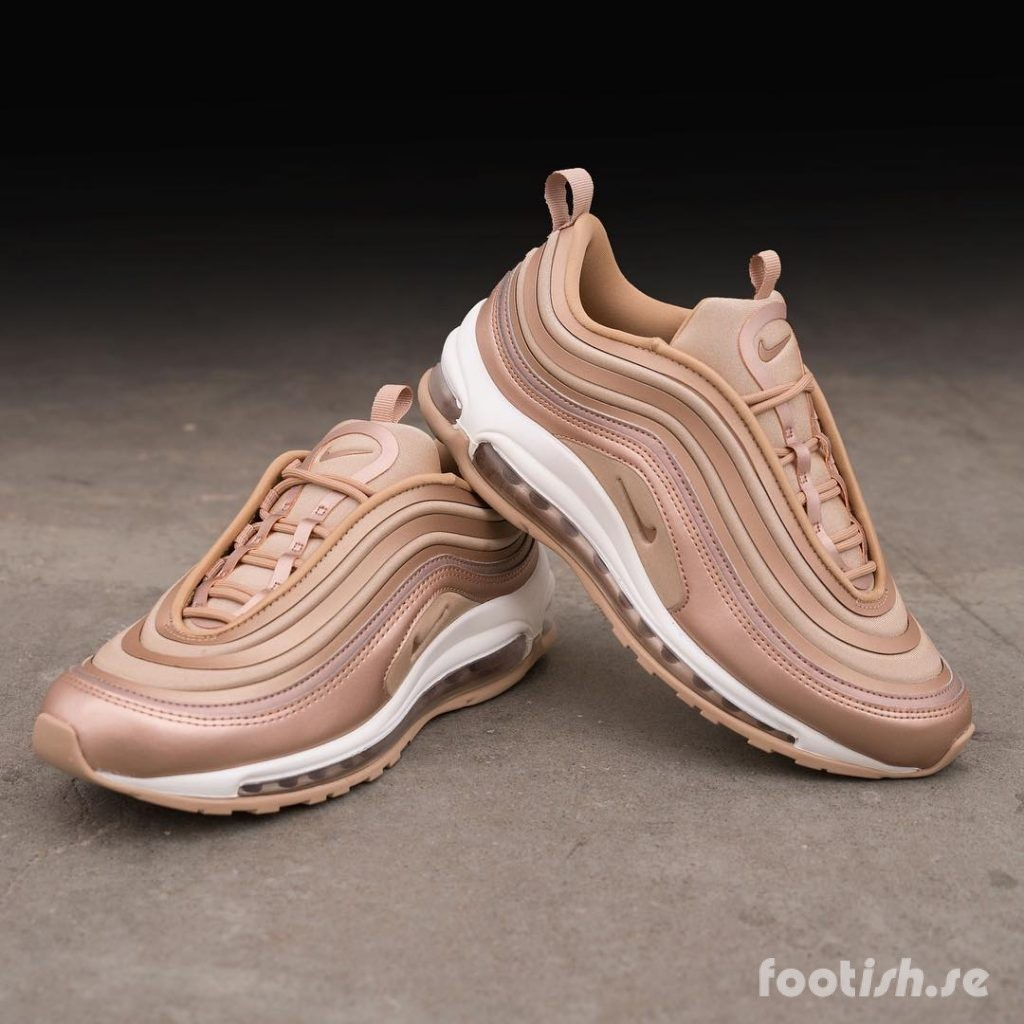Nike Air Max 97 Ultra Metallic Red BronzeElmSummit White