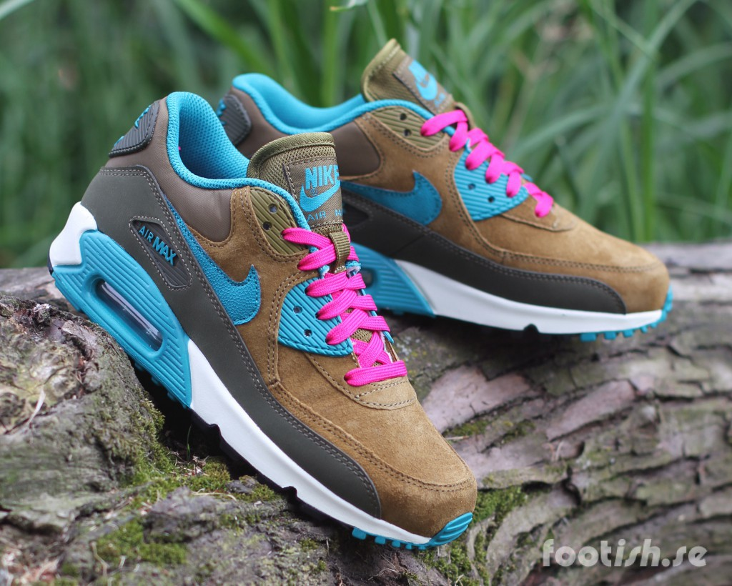 Nike Wmns Air Max 90 Leather | Footish | Air max 90 leather