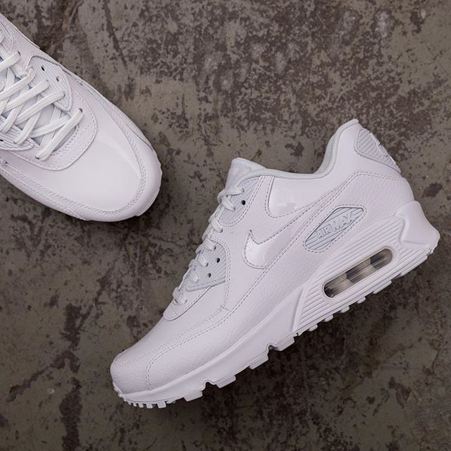 Nike Wmns Air Max 90 Leather – 921304 101 | Sneakers nike