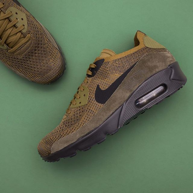 Nike Air Max 90 Ultra 2.0 Flyknit – 875943 302