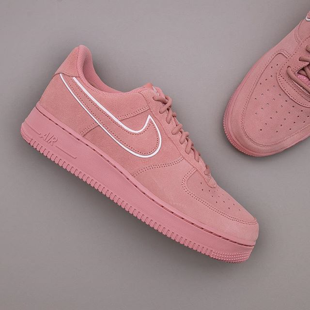 Nike Air Force 1 07 LV8 Suede – AA1117 601   Footish